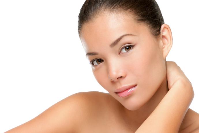 smooth skin with imagenomic portraiture
